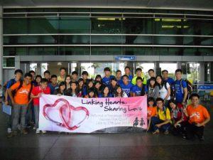 Pick up at Tan Son Nhat airpot 14/6/2012